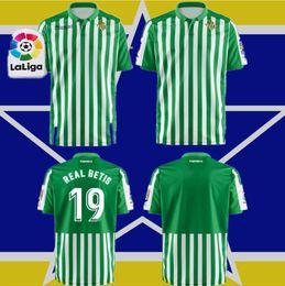 2d99be00e 19 20 Real Betis Soccer Jersey 2019 Real special limited editionsoccer jerseys  JOAQUíN SERGIO LEóN BARTRA INUI camiseta de futbol