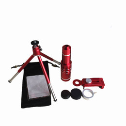 18x zoom camera Australia - Mobile Phone Camera Lens 18X Telephoto Lens Optical Manual Zoom Telescope Lens with Tripod and Clamp Clip on Cell Phone