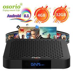$enCountryForm.capitalKeyWord Australia - M9S J2 Android 8.1 TV Box Rockchip RK3328 4GB 32GB 1080P H.265 Google Player Store Netflix Youtube 4K UHD video IPTV streaming Media Player