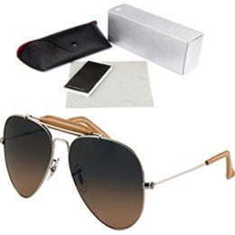 a7b7a4062b Metal Sunglasses Unisex Oval Frame frog mirror Best Qualily Hip Hop Sun  Eyewear Purple Circle Eyeglasses Glass Polarized Sunglasses 3422