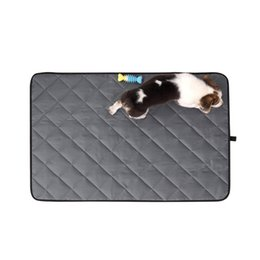 $enCountryForm.capitalKeyWord UK - 4 Size Waterproof Non-slip Bite Resistant Oxford Cloth Cooling Mat Non-Toxic Pad Cooling Pet Bed for Summer Pet Dog Cat Puppy