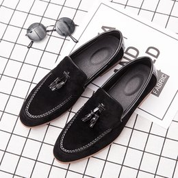 fashion shoes men classic 2020 - 2019 men's loafers moccas shoes breathable brand classic fashion comfortable elegant luxury casual shoes men's