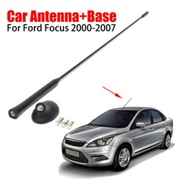 car antenna mast Australia - Universal Car Radio Roof Mast Antenna Aerial AM FM Base Automobiles Exterior Replacement Parts For Focus Models 2000-2007 GPS