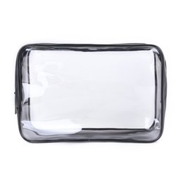 $enCountryForm.capitalKeyWord UK - Big Makeup Bag Clear Cosmetic Bag PVC Transparent Purse Travel Makeup Bag