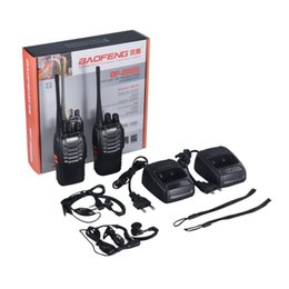 $enCountryForm.capitalKeyWord NZ - Baofeng BF-888S 400-470MHz Rechargeable Walkie-talkie VHF UHF FM Transceiver 5W 16Ch With Headset 2-way Radio