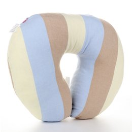 Travel Pillow Memory Foam Australia - 1 PCS Comfortable U-Shape travel Pillow for Airplane Memory foam pillow home Office Protect neck 3 Colors