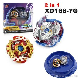Discount beyblade sets - B97 B100 4D Beyblade Burst with Launcher and Battle Plane in Box 2 Set Beybleyd Fusion Competitive Gyro Battle Toys for