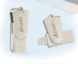 $enCountryForm.capitalKeyWord Australia - Wholesale USB2.0 2 In 1 Flash Drive To SD Card Reader USB,Memory TF Card Viewer Adapter for IPhone IPad Apple Macbook