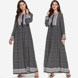 $enCountryForm.capitalKeyWord Australia - Floral Abaya Kaftan Arabic Muslim Hijab Dress Turkish Caftan Ramadan Islamic Clothing Qatar Oman Robe Dubai Vestidos Musulmanes