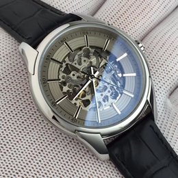 2079b3d86c73 Men s brand mechanical watch original 8N24 movement Mineral  scratch-resistant mirror 316 stainless steel case Imported calfskin strap.  Comfo