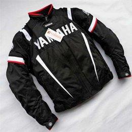 $enCountryForm.capitalKeyWord Australia - Motocross Motorcycle Oxford Cloth Riding Jacket with wintercotton lining for YAMAHA M1 Racing Jacket with Protectors