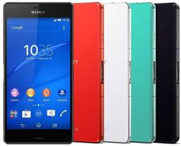 Discount original sony xperia z3 - Refurbished Original Sony Xperia Z3 Compact D5803 Unlocked Cell Phone Quad Core 2GB 16GB 4.6 inch 20.7MP Camera 4G Lte
