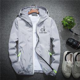 Toptan satış Yeni Kadın Erkek Hoodie ceket veste capuche spor hommes femmes tops giysileri Klasik exterieure mont unisex casual kapşonlu coat C377