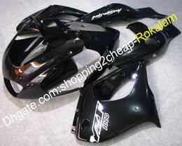 $enCountryForm.capitalKeyWord Australia - 97-07 YZF1000R 100% Brand New ABS Plastic Fairing For Yamaha YZF 1000 R Thunderace 1997-2007 Black Moto Fairings