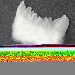 $enCountryForm.capitalKeyWord Australia - Kids Cute Angel Wing Newborn Photography Props Soft Baby Girls Boys Feather Clothes Skirt Set Baby Hat Infant Outfit