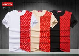 $enCountryForm.capitalKeyWord Australia - Summer Male Tide Short Sleeve T-shirts Small Animal Printing Blouses Flower Youth Slim t shirts for Men Clothing fashion tshirts brands