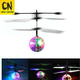 $enCountryForm.capitalKeyWord NZ - Mini Kids toy 10 models RC Drone Flying copter Ball Aircraft Helicopter Led Flashing Light Up Toys Induction Electric Toy sensor Children