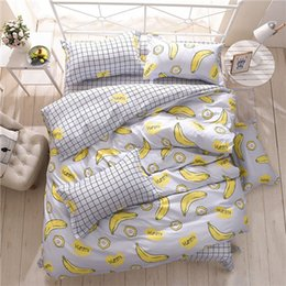 $enCountryForm.capitalKeyWord Australia - Letter Embroidery Bedding Bag Boutique Horse Pattern Bedding Suit Europe And America Bedding Covers free shipping