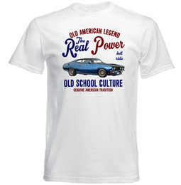 Cars ford gt online shopping - VINTAGE AMERICAN CAR FORD XB GT COUPE NEW COTTON T SHIRT cattt windbreaker Pug tshirt