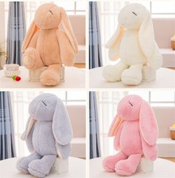 Chinese  Drop Shipping Bunny Rabbit Plush Toy Rabbit Cute Stuffed Baby Boys Girls Toys Kids Gifts Fast Shipping manufacturers