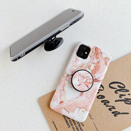 Discount mobile selling stand Wholesale Hot Selling Phone Case For iPhone 11Pro Max IMD Mobile Phone Cover With Pop Stand Full Protection Could Custom Your Own Design