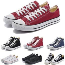 $enCountryForm.capitalKeyWord Australia - Unisex canvas casual girls boys shoes high quality canvas ladies men's skateboard fashion outdoor casual shoes