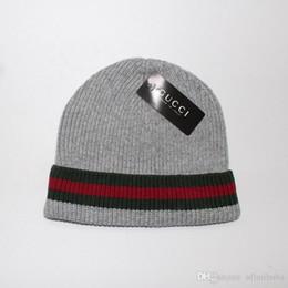 941be0b21ec Skiing Warm Cap Australia - 2018 winter Fashion men beanie women knitted hat  casual sports cap