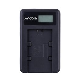 Charger np online shopping - Andoer Battery Charger for Video Digital Camera with LED Charging for NP FV50 FV70 NP FP50 FP90 FF170 NP FH30