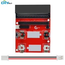 $enCountryForm.capitalKeyWord Australia - DIYmall Development Board Power Supply Module Red and Eco-Friendly for microbit micro bit micro:bit for Keyes