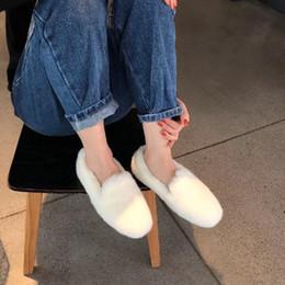 $enCountryForm.capitalKeyWord Australia - Gorgeous2019 Baby White Ins Increase Down Single Shoe Flat Bottom Cotton-padded Winter Outside Clothes Set Foot Doug Scoop Shoes Woman