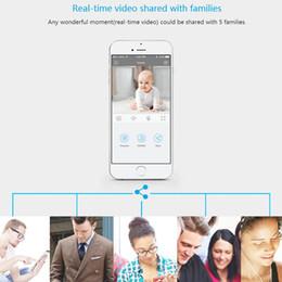 $enCountryForm.capitalKeyWord NZ - Hot 720P HD Clever Dog WIFI Baby Monitor Network Wireless Mini IP Camera Security Video Surveillance Two way Audio Support Card-orange