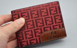 Best Brand leather purses online shopping - Best seller fashion F Design wallet brand New leather wallets for men Credit card Women purses Little Monster Eyes woman Billfold Bags