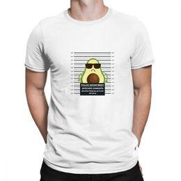 $enCountryForm.capitalKeyWord Australia - Super Police Plus Size Man T-shirt Cartoon Avocado Pattern Print Short Sleeve Casual Cute Tops Hip Hop Camiseta Mujer Unisex Men