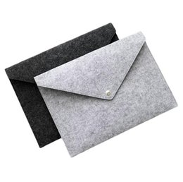 File Folder 2pcs A4 Paper Filing Products Document Bag Button Folder Papelaria Office Material Accessories 32*23cm School Supplies Latest Technology Office & School Supplies