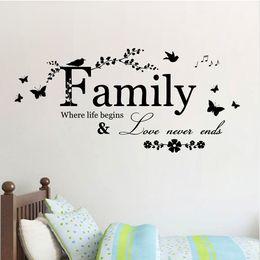 Family Tree Photo Wall Stickers Australia - Color 3D DIY Photo Tree PVC Wall Sticker Adhesive Family Wall Sticker Mural Artist Residence Decorative Waterproof Multi-pattern Selection