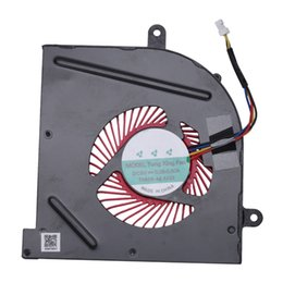 $enCountryForm.capitalKeyWord Australia - Laptop Cpu Cooling Fan For Msi Gs73 Gs73Vr Stealth Ms-17B1 Gs63Vr Gs63 Cooling Fan Bs5005Hs-U2L1 Notebook Cooler Radiator