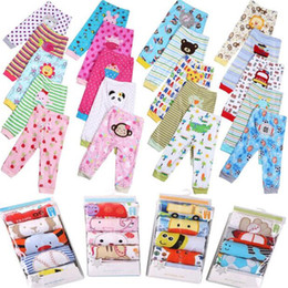 Infant Boys Leggings Australia - Baby pp Pant Infant pp Clothes Kids' Pants Baby Boy Girls Leggings Cotton Gift Clothes Animal Trouses Baby Leggins