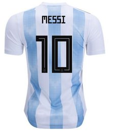 China Custom Your 2018 Jersey Top Thai Quality customized Personalized Team Jerseys, 10 Mbappe 10 Messi 10 James 14 Chicharito Soccer Jersey cheap james s suppliers
