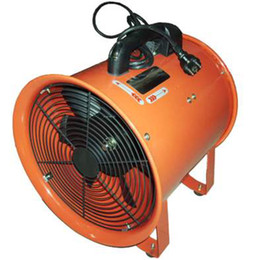 exhausted fan Australia - 2020 Low noise Large Flow Long distance Exhaust air 220V portable axial flow Fan Blower 300mm