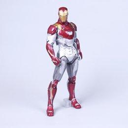 Heróis retornam homem de ferro mk47 feitos à mão modelo de brinquedos em Promoção