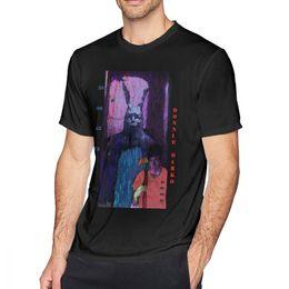 $enCountryForm.capitalKeyWord Australia - Donnie Darko T Shirt Donnie Darko T-Shirt Graphic Short Sleeve Tee Shirt Cute Male Classic 6xl Cotton Tshirt