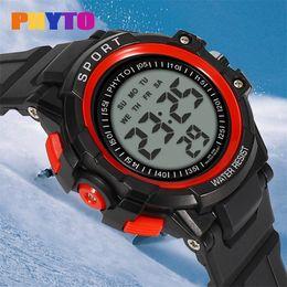$enCountryForm.capitalKeyWord Australia - OTOKY Watch Fashion Sport Watch Men Outdoor Digital Watches LED Waterproof Luxury Electronic Date Men19April24