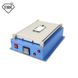 lcd separator machine samsung Australia - TBK-968 2 in 1 Multifunction LCD Repair Machine set Built-in Vacuum Pump Touch Screen LCD Separator for Samsung iPad