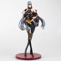 Figure Japan Girl Australia - 27cm Japan Anime Valkyria Chronicles Selvaria Bles Sexy Girl Pvc Action Figures Toys Anime Figure Toys For Kids Children Gifts