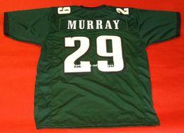 $enCountryForm.capitalKeyWord NZ - Cheap retro #29 DEMARCO MURRAY CUSTOM MITCHELL & NESS Jersey green Mens Stitching Top S-5XL,6XL Football Jerseys Running
