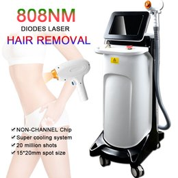 Permanent Epilator Australia - 808nm permanent hair removal laser devices standing 808nm diode laser epilator hair removal epistick facial hair removal freezing stsyem