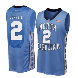 015b93b220de Joel Berry II Stitched North Carolina Tar Heels Cameron Johnson Harrison  Barnes Isaiah Hicks Men s White College Jersey