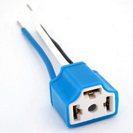 $enCountryForm.capitalKeyWord Australia - Professional 10 X H4 3 Pin Headlight Replacement Repair Bulb Holder Connector Plug Wire Socket High Qulity