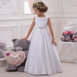 f7c472d2d Taffeta Gown First Flower Girl Dresses NZ