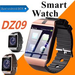 $enCountryForm.capitalKeyWord Australia - DZ09 Smart Watch Wrisbrand Android Smart SIM Intelligent mobile phone watch can record the sleep state Smart watch for mens girls kids
